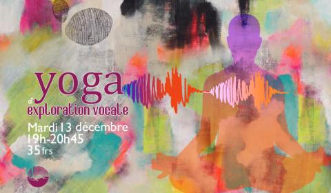 Yoga & Exploration vocale